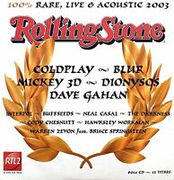 Compilation ‎CD # 14 - 100 % Rare, Live & Acoustic 2003 - Promo - France