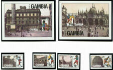 Gambia Block29 Never Hinged 1986 Walt-disney-f Unmounted Mint complete Issue