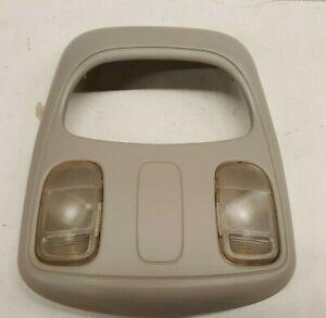 2002-2008 Dodge Ram Overhead Console Trim Dome Lights Lenses 04 05 06 07 08