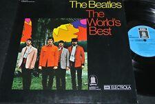 THE BEATLES The World's Best / German CLUB LP EMI ODEON 27408-4