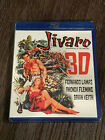 Jivaro+3D+Blu-ray+NEW+SEALED+Kino+Lorber+Rare+OOP+SOLD+OUT