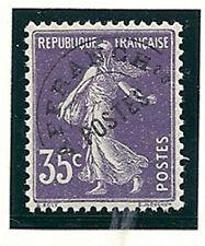 Yvert France Préoblitéré 62. Semeuse 35c violet. Neuf** (MNH). Centrage parfait.