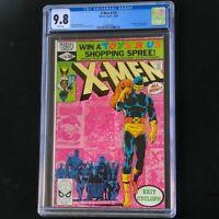 X-Men #138 (1980) 🔥 CGC 9.8 White Pgs 🔥 Cyclops Leaves! Uncanny Marvel Comic