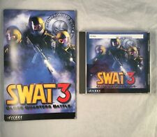 SWAT 3: Close Quarters Battle (PC, 1999) with Key Code Windows 95/98