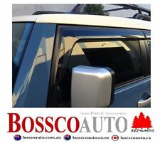 Weathershields Suitable for  Toyota Landcruiser 80 Series 1993-1997
