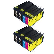 10PK NON-OEM 950XL 951XL Ink Cartridges for HP Officejet Pro 8600 Plus 8610 8640