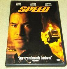 Speed DVD *SANDRA BULLOCK *KEANU REEVES