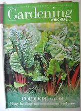 Gardening Which? Magazine. January/February, 2001. Compost on trial. Foliage bed