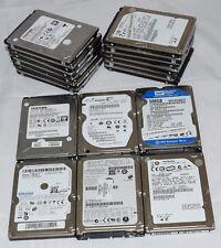 HDD 500GB 2,5 Zoll Festplatten (Seagate,WD,Hitachi,Toshiba...)Mit Sector-Fehler
