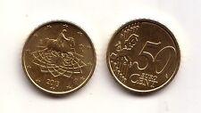 Italia 50 euro cents  2013 FDC