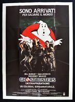 MANIFESTO GHOSTBUSTERS 1'Edizione 1984 Bill Murray Dan Aykroyd  M298