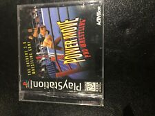 Power Move Pro Wrestling (Sony PlayStation 1, 1996) PS1