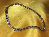 Vintage 925 Fine Sterling Silver Bracelet
