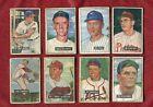1951 Bowman Baseball Cards 81