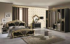 6PSC BEAUTIFUL ITALIAN BEDROOM SET FURNITURE CLEANRCE OFFER