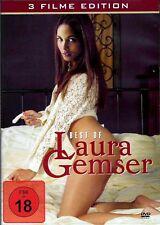 Best of Laura Gemser | 3 Filme Collection | Erotik Traum | 80er [FSK18] DVD