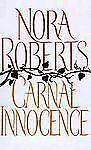 Carnal Innocence (4 Cassette Set) Nora Roberts (Audiobook)