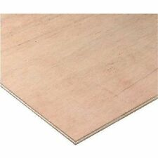 8 x 4mm thick Sheets Plyboard PlyWood (4ft x 1ft)  flooring Subfloors Size Board
