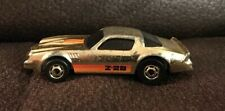 Hot Wheels Camaro Z28 Vintage Gold Wheels  (Hong Kong) 1/64