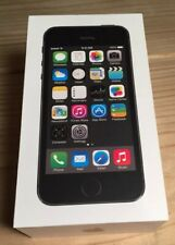 EMPTY BOX ONLY!! iPhone 5s 16 GB Space Gray No Accessories Mint Condition