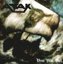 ATTAK - Veni Vidi Vici CD 2009 US Power Metal Max Lynx