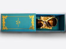 Anna dello russo pour H&M Ojo De Gato Gafas De Sol Serpiente Totalmente Nuevo En Caja
