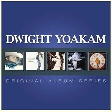 Original Album Series [Slipcase] by Dwight Yoakam (CD, Sep-2012, 5 Discs, Rhino (Label))