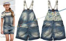NEXT Jeans Latzhose für Mädchen 6 Jahre 116cm E-S
