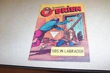 RECIT COMPLET SERGEANT O'BRIEN N° 82 SOS IN LABRADOR L MILLER