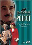 Agatha Christies Poirot: Murder Mysteries Collection (DVD, 2009, 4-Disc Set)