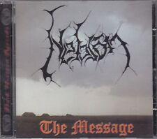 NEBRON - the message CD