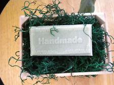 HANDMADE NATURES GREEN SOAP ONE 5 oz BAR