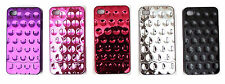 iPhone 4 - Metallic Style Case - Various Colours