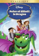 "DVD  ""Peter et Elliott le dragon"" Disney  n 27   NEUF SOUS BLISTER"