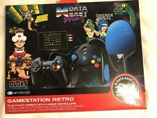 Plug N Play Console GAMESTATION RETRO 8 Data East Classics + 300 Games 8-bit NEW