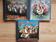 3 CD's Original Grenzland Sextett, Oberkrainer,Artikel gebraucht