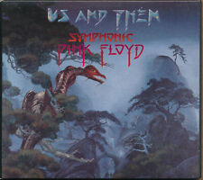 Us and Them Symphonic Pink Floyd RARE Out of Print CD '95 (never played)