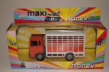 Norev #526 Volvo Livestock Truck with Box