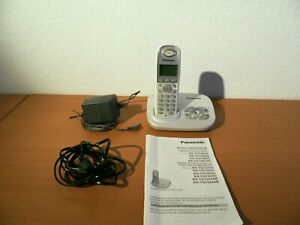 Verkaufe Digitales Schnurloses Telefon Panassonic KX-TG7301G