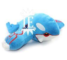POKEMON KYOGRE PELUCHE GRANDE 40 CM plush big doll orca 382 zaffiro Kaiōga 2 ds