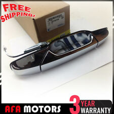 Chrome Outside Rear Right Side Door Handle for 2007-2013 Cadillac Escalade