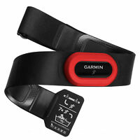 Garmin HRM4 Run Heart Rate Monitor Chest Strap for Forerunner GPS Watches Black