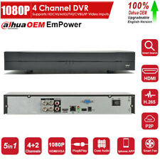 4Ch Ahd 1080P H.265 Digital Video Recorder 1080P Dvr for Security camera system