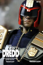 Xensation AF15 1/6 Action Figure toys DREDD Judge Dredd Model Toy
