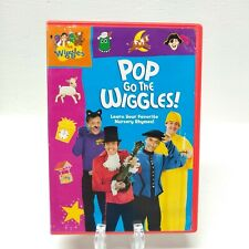 Wiggles: Pop Go The Wiggles (DVD, 2008, Widescreen)