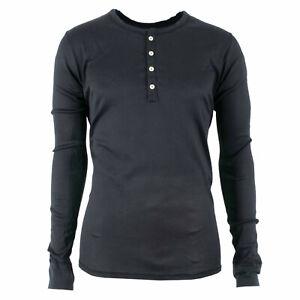 SCHIESSER Herren Langarmshirt 160109 Heinrich Dunkelblau / XL / Shirt
