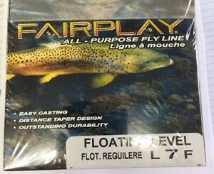 Cortland Fairplay L7F Fly Line