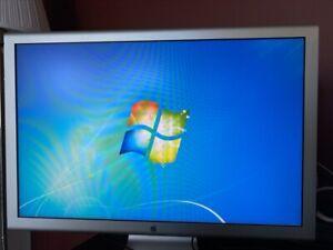 "Apple Cinema Display 22"" A1081 LCD Monitor"