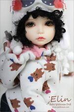 1/6 Bjd Doll Sd Elin boy Bb Special Free Face Make Up+Eyes-Elin