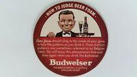Budweiser Beer 1 One Red Bandana With Beard